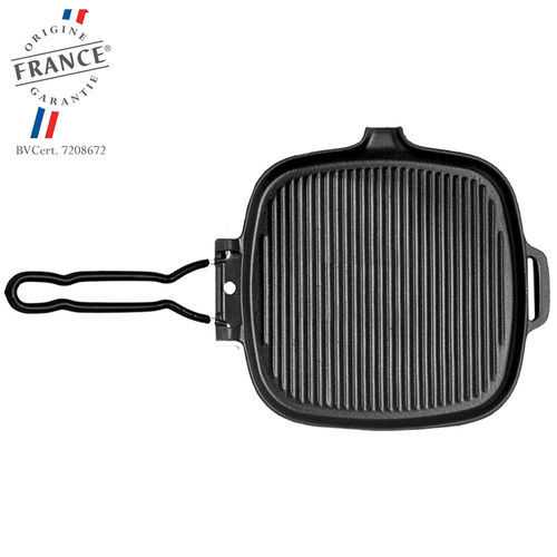 Chasseur - Square Grill 22 cm