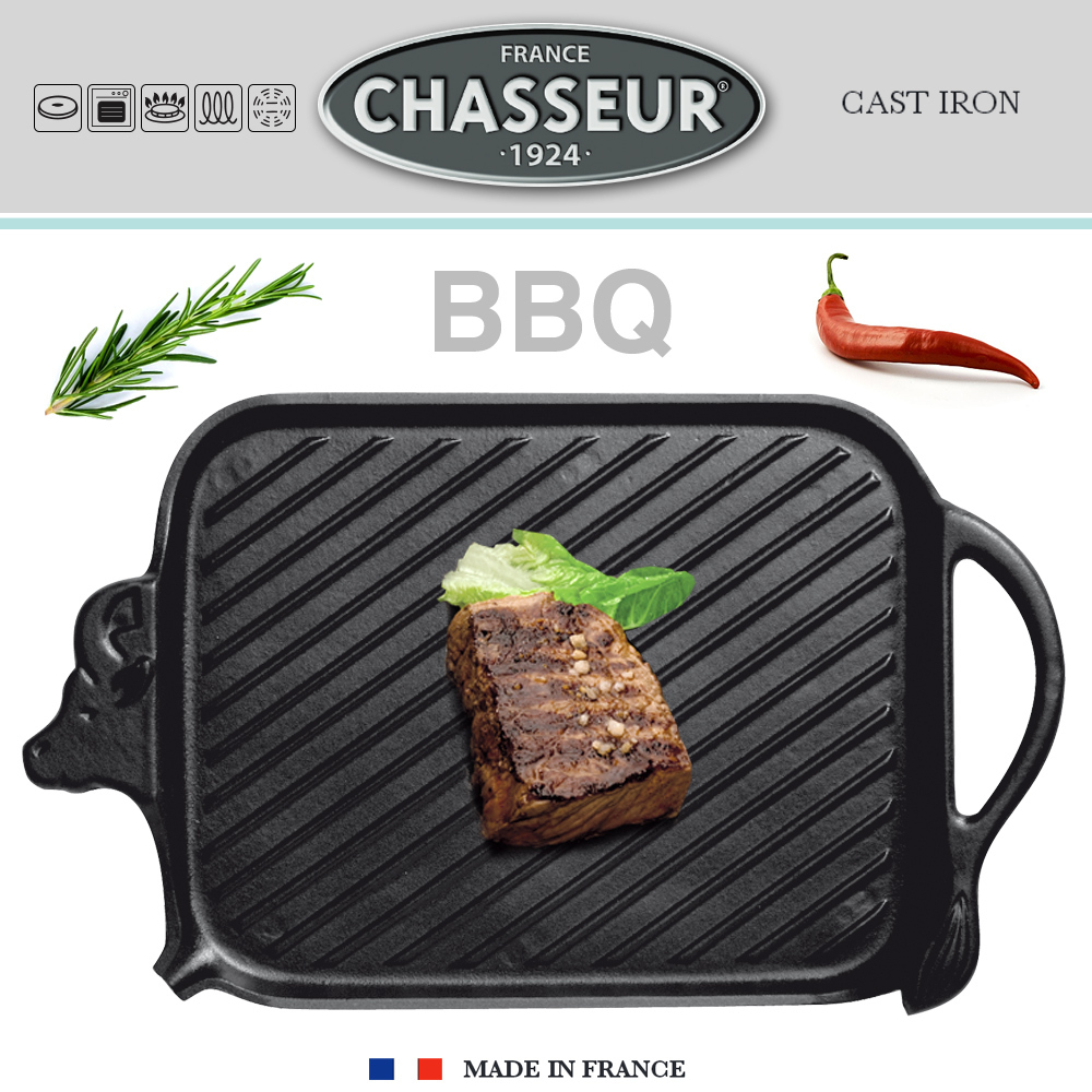 Chasseur - Beef Grill 36 x 22 cm